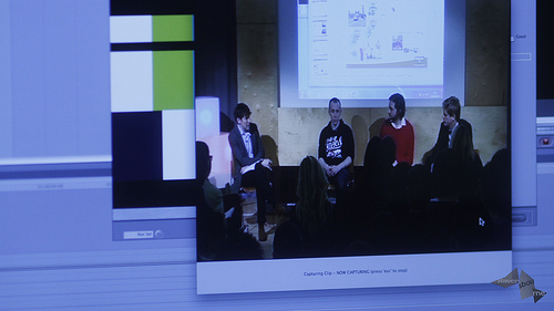 Livestreaming of SMW events