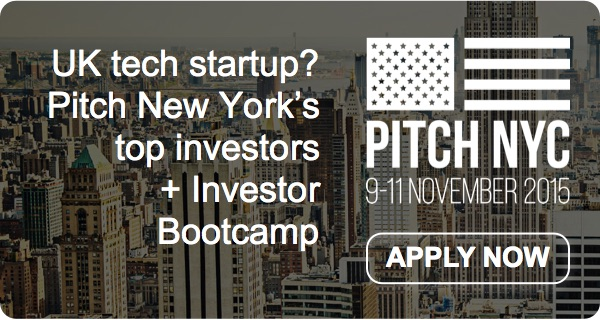 Pitch NYC 11 Nov 2015 - pitch NYC's top investors