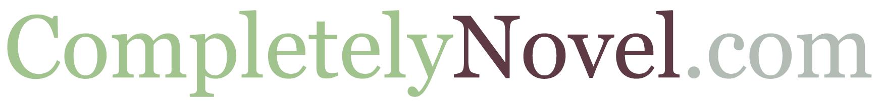 completly novel logo