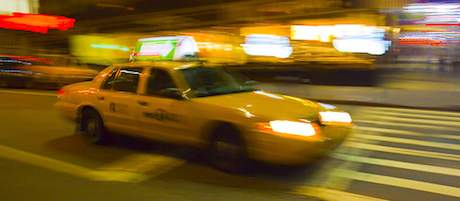New York Taxi by adrian8_8