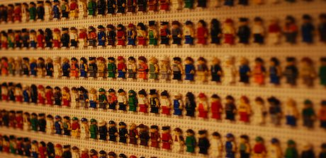 Lego People by Joe Shlabotnik