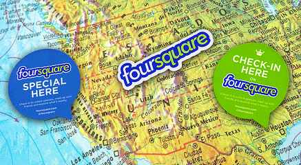 FourSquare by John Fischer