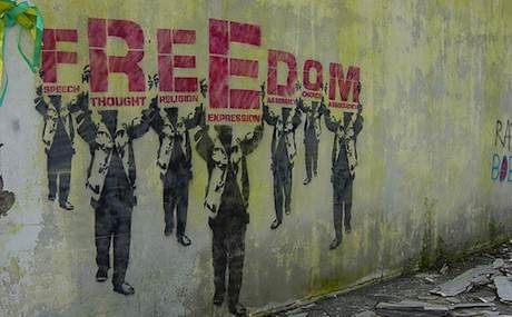 Freedom by The unamed