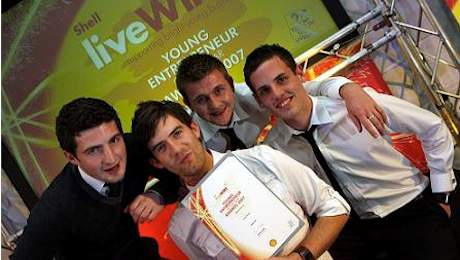 Shell LiveWIRE Awards