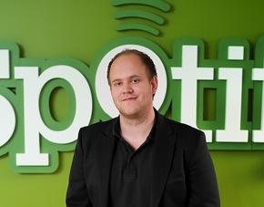 Daniel Ek, CEO - Spotify