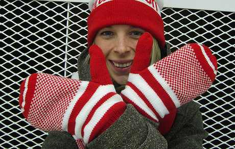 Fit & Function:Cheer Gear Toques, Scarves, & Mitts by lululemon athletica