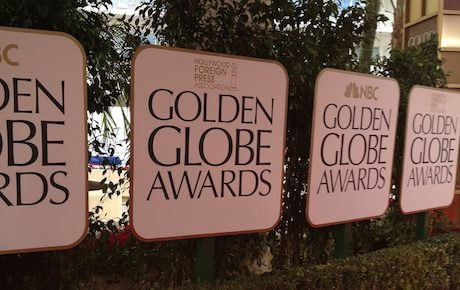 Golden Globes by Jenn Deering Davis