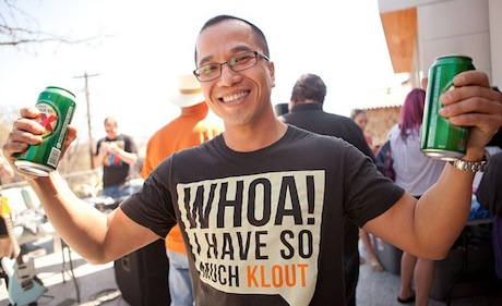 Klout in Austin