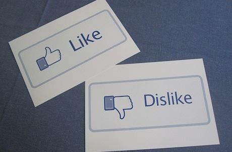 Like/dislike