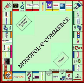 monopoly-e-commerce by danielbroche - http://www.flickr.com/photos/danielbroche/2258988806/