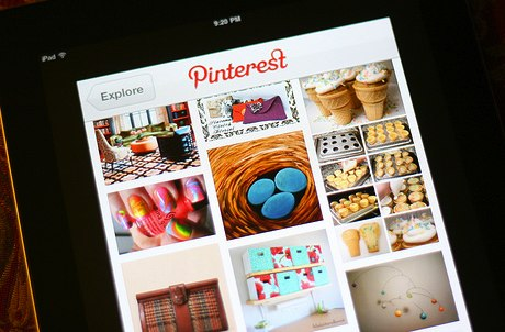 Pinterest + iPad = Love by Bunches and Bits {Karina}