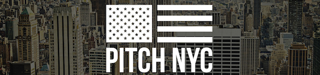 Pitch NYC 2016