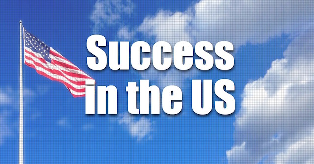 Success in the US - Free Event - 10 Sep