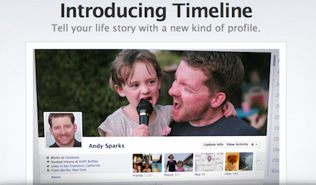 Timeline Video Screenshot