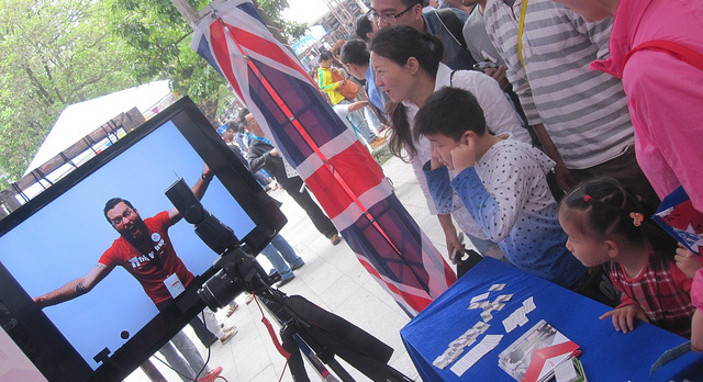 Triggertrap at Maker Faire Shenzhen April 2014