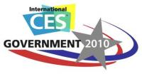 CES Government 2010 logo