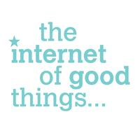 Internet of Good Things Ltd in partnership with TechSPARK logo
