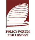 Policy Forum for London logo