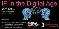 The Digital Engineering & Test Centre / Digital Catapult logo
